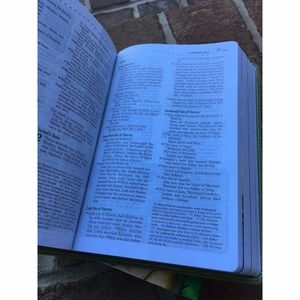 Other - NIV 1984 Compact thinline bible Adventure edition